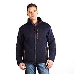 Regatta - Navy(black) ackerman fleece