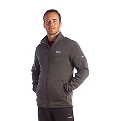 Regatta - Seal grey upton fleece