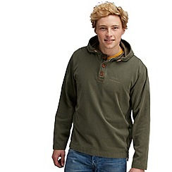Regatta - Khaki green quiet time fleece