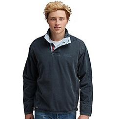 Regatta - Navy hakuna half zip fleece