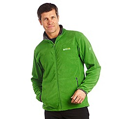 Regatta - Green/grey stanton ii fleece
