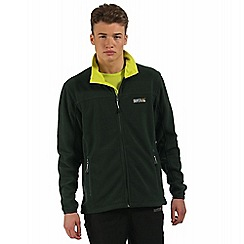 Regatta - Dark green Stanton fleece