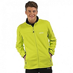 Regatta - Lime green Stanton fleece