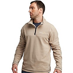 Regatta - Beige thom full zip fleece