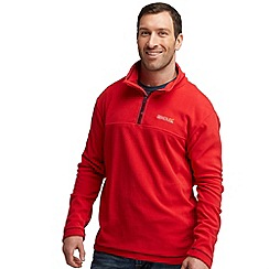 Regatta - Red thom full zip fleece