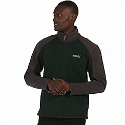 Regatta - Green 'Hedman' fleece