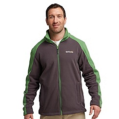 Regatta - Dark grey (green) hedman fleece