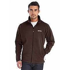 Regatta - Brown hedman fleece