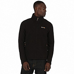 Regatta - Black(black) hedman fleece