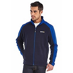 Regatta - Navy / blue hedman fleece