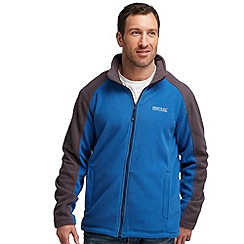 Regatta - Blue/ dark grey hedman fleece