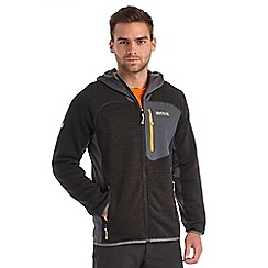 Regatta - Black cartersville fleece