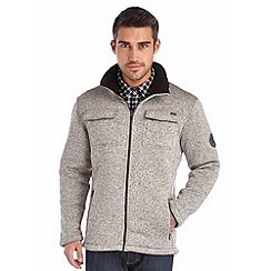 Regatta - Grey pinaza full zip fleece