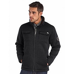 Regatta - Black pinaza full zip fleece