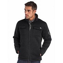 Regatta - Black pinaza full zip fleece