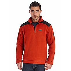 Regatta - Burnt orange winward fleece