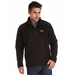 Regatta - Black winward fleece