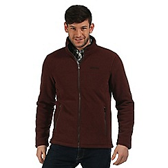 Regatta - Chocolate Grove zip through fleece