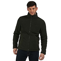 Regatta - Green Grove zip through fleece