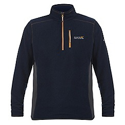 Regatta - Navy trailhike fleece