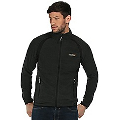 Regatta - Grey mons lightweight fleece jacket