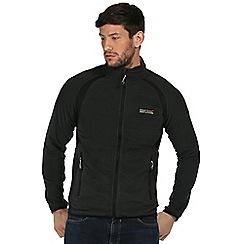 Regatta - Grey mons lightweight fleece jacket