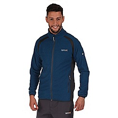 Regatta - Blue mons lightweight fleece jacket
