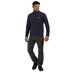 Regatta - Navy Montes lightweight fleece