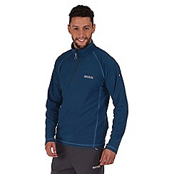 Regatta - Blue montes micro fleece