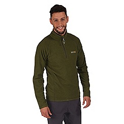 Regatta - Green montes micro fleece