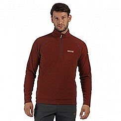 Regatta - Orange montes micro fleece