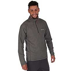 Regatta - Light steel montes micro fleece