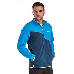 Regatta - Blue jonah fleece