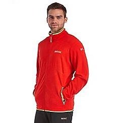 Regatta - Red jonah fleece
