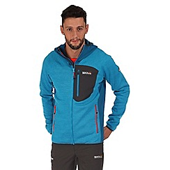 Regatta - Blue cartersville sporty fleece