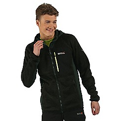 Regatta - Dark green Cartersville sporty fleece