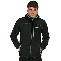 Regatta - Black cartersville sporty fleece