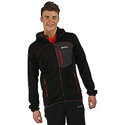 Regatta - Black Cartersville sporty fleece