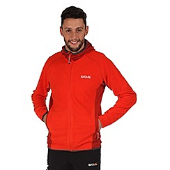 Regatta - Orange addison sporty fleece jacket