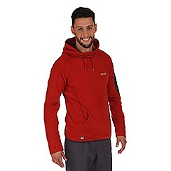 Regatta - Orange montem hooded fleece