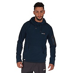 Regatta - Blue montem hooded fleece