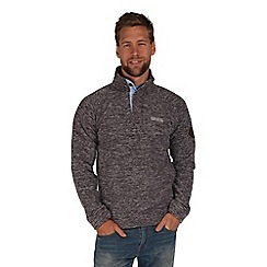 Regatta - Grey torbay soft fleece sweater