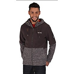 Regatta - Grey markham hooded fleece