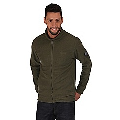 Regatta - Green ultar fleece jacket