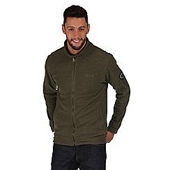 Regatta - Green ultar fleece jacket