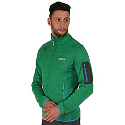 Regatta - Green collumbus fleece
