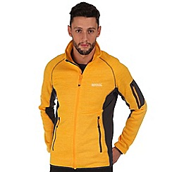 Regatta - Yellow/grey collumbus fleece