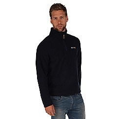 Regatta - Navy elgon fleece