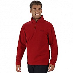 Regatta - Red elgon fleece