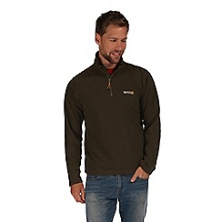 Regatta - Green elgon fleece